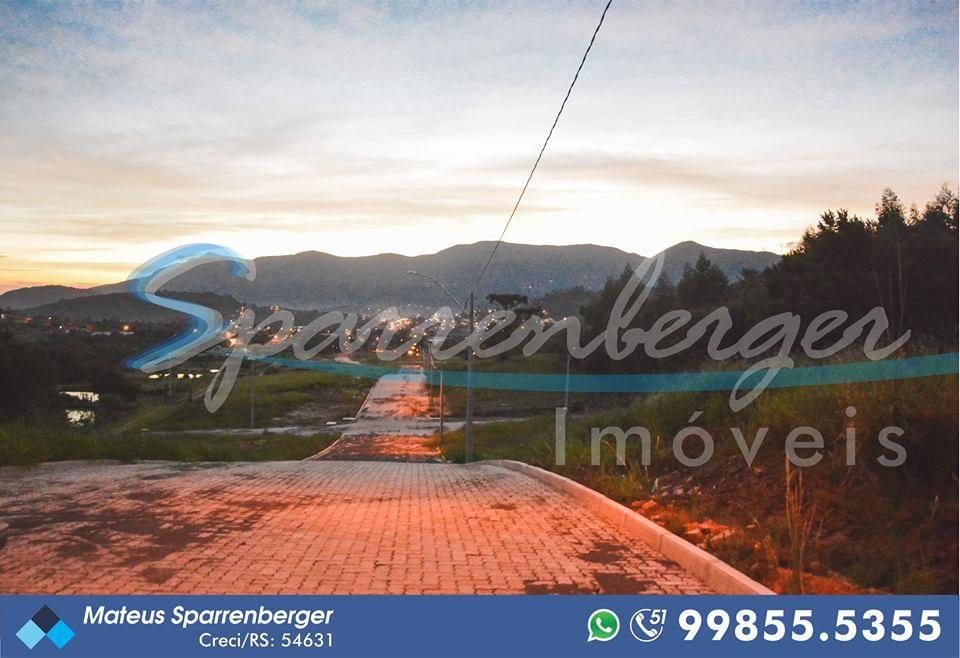 Fotos do imóvel Excelente terreno com vista panorâmica em Nova Hartz - Sparrenberger Imóveis
