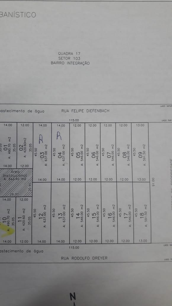 Fotos do imóvel Vendo Terreno 637 m² escriturado em Ararica - Sparrenberger Imóveis