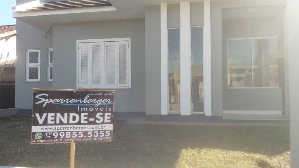 Fotos do imóvel vendo Excelente casa em Nova Hartz - Sparrenberger Imóveis