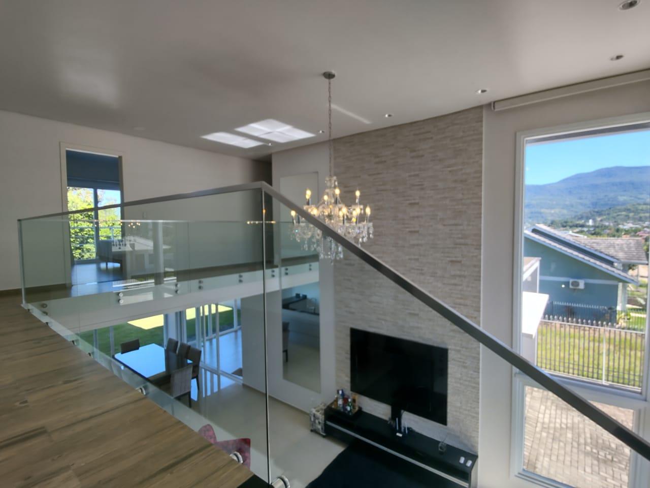 Fotos do imóvel Vendo Casa Contemporânea em Nova Hartz - Sparrenberger Imóveis