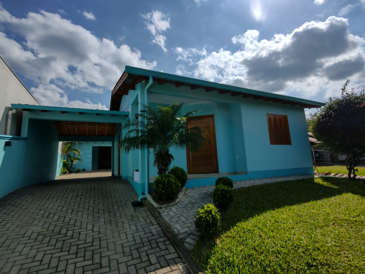 Fotos do imóvel Vendo Casa na Vila Nova em Nova Hartz - Sparrenberger Imóveis