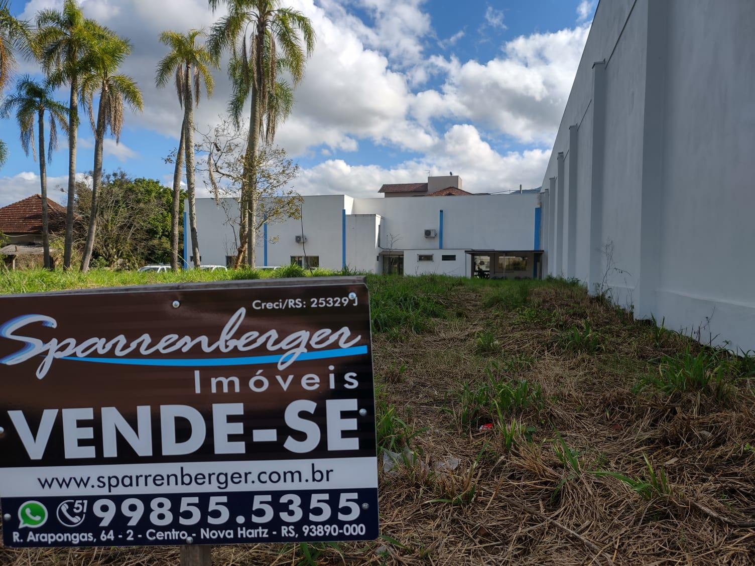 Fotos do imóvel Vendo Terreno Residencial Paraiso Em Nova Hartz - Sparrenberger Imóveis