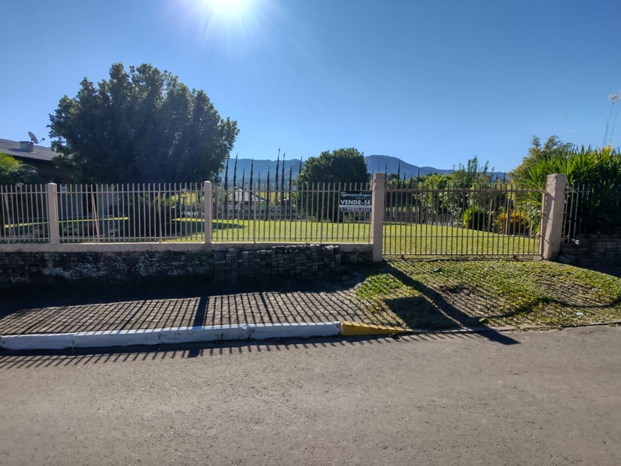 Fotos do imóvel Vendo terreno em Área nobre de Nova Hartz - Sparrenberger Imóveis