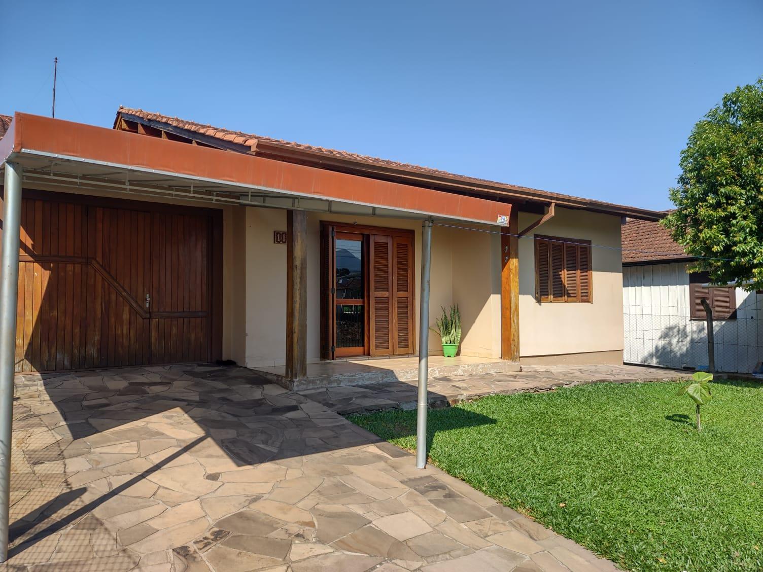 Fotos do imóvel Vendo Ótima Casa no Centro de Nova Hartz - Sparrenberger Imóveis